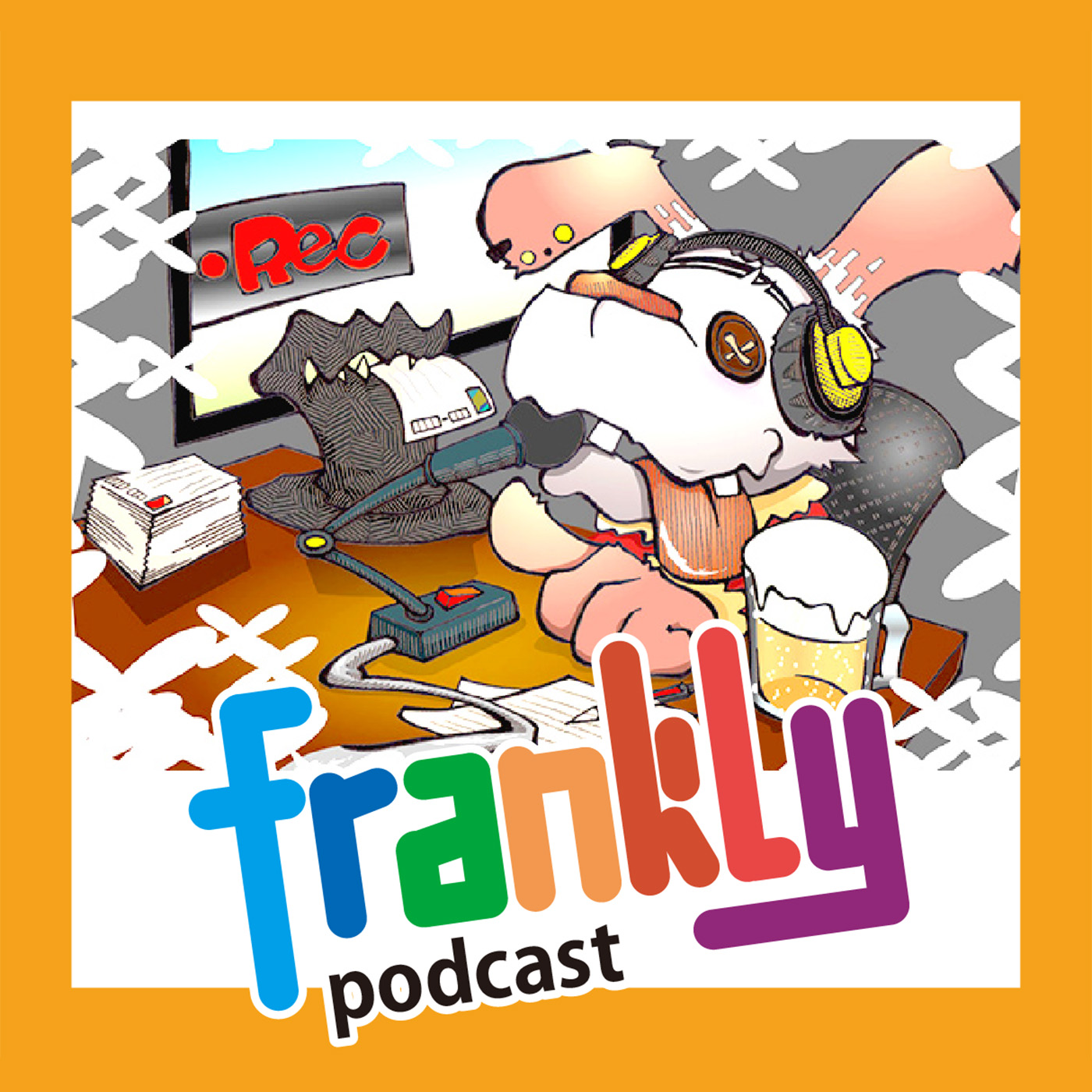 frankly podcast.